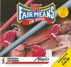 By Fair Means or Foul