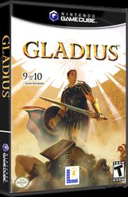 Gladius - Box - 3D