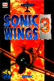 Aero Fighters 3 - Box - Front