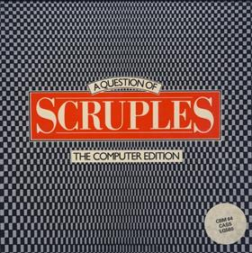 A Question of Scruples: The Computer Edition