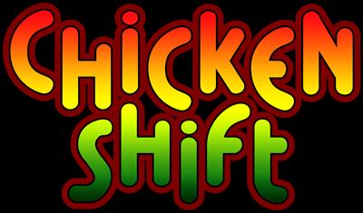 Chicken Shift - Clear Logo