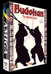 Budokan: The Martial Spirit - Box - 3D
