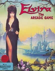 Elvira: The Arcade Game