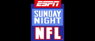 ESPN Sunday Night NFL - Clear Logo