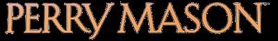 Perry Mason: The Case of The Mandarin Murder - Clear Logo