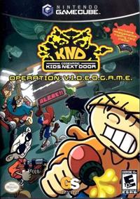 Codename: Kids Next Door – Operation: V.I.D.E.O.G.A.M.E.