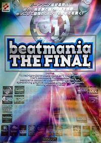 beatmania THE FINAL