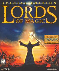 Lords of Magic: Special Edition - Box - Front