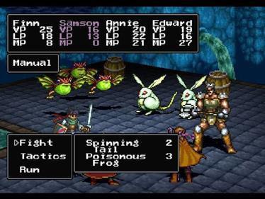 Beyond the Beyond - Screenshot - Gameplay