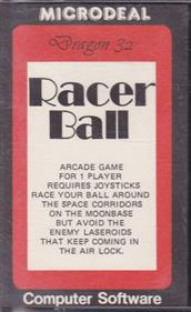 Racer Ball - Box - Front