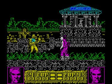 Altered Beast - Screenshot - Gameplay