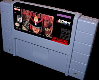 Judge Dredd - Cart - 3D