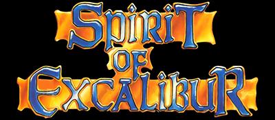 Spirit of Excalibur - Clear Logo