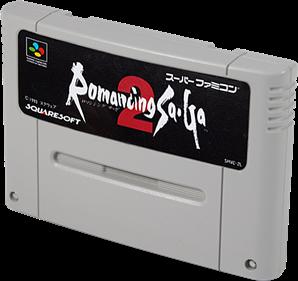 Romancing Sa·Ga 2 - Cart - 3D