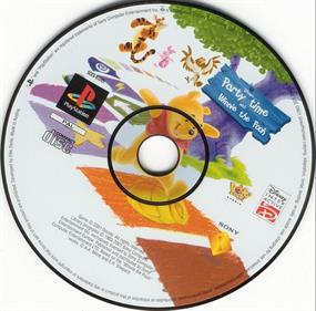 Disney's Party Time with Winnie The Pooh - Disc
