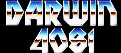 Darwin 4081 - Clear Logo