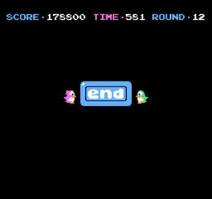 Binary Land - Screenshot - Game Over