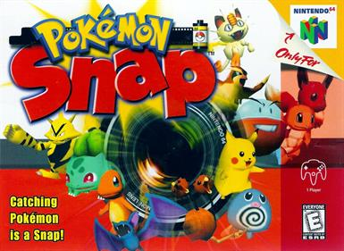 Pokémon Snap - Box - Front