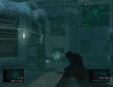 Metal Gear Solid: The Twin Snakes - Screenshot - Gameplay