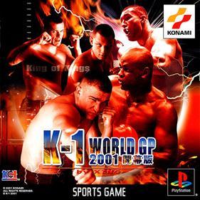 K-1 World Grand Prix 2001: Kaimakuban