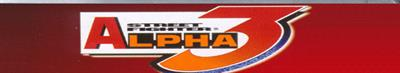Street Fighter Alpha 3 - Banner