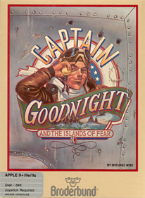 Captain Goodnight and the Islands of Fear