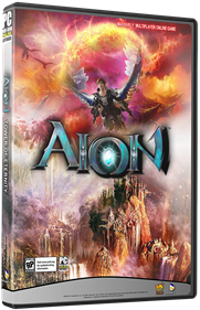 Aion: The Tower of Eternity - Box - 3D