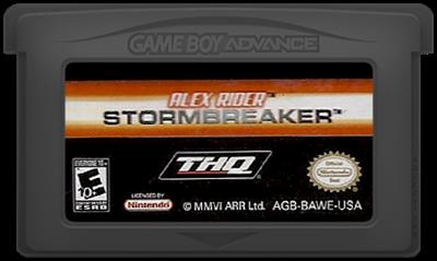 Alex Rider: Stormbreaker - Cart - Front