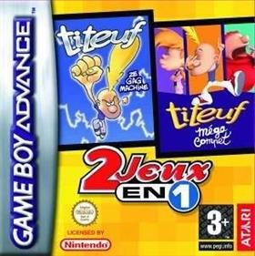 2 Jeux En 1: Titeuf: Ze Gag Machine + Titeuf: Mega Compet