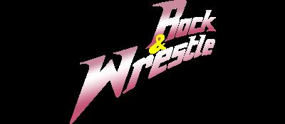 Rock 'n Wrestle - Clear Logo