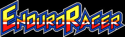 Enduro Racer - Clear Logo