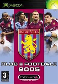Club Football 2005: Aston Villa