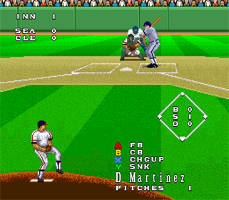 Super Bases Loaded 3: License to Steal - Screenshot - Gameplay