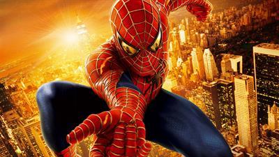 Ultimate Spider-Man - Fanart - Background