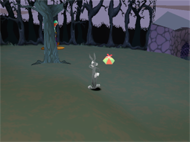 Bugs Bunny: Lost in Time - Screenshot - Gameplay