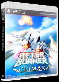 After Burner Climax - Box - 3D