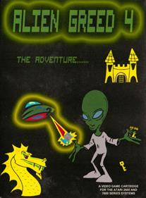Alien Greed 4