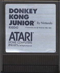 Donkey Kong Junior - Cart - Front