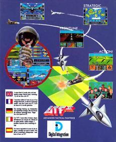 Air Strike USA - Box - Back