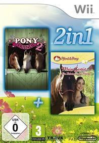 2-in-1: Pony Friends 2 + My Riding Stables: Life with Horses