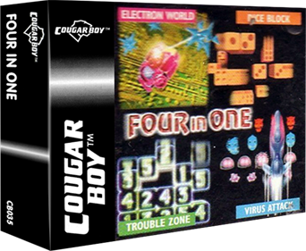 Four in One - Box - 3D