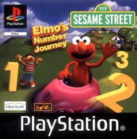 Elmo's Number Journey - Box - Front