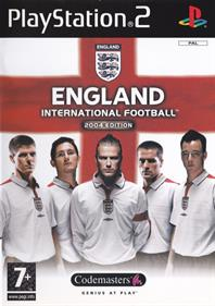 England International Football: 2004 Edition