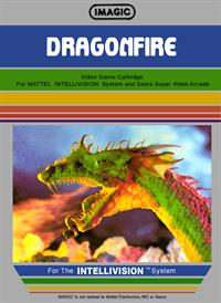 Dragonfire - Box - Front