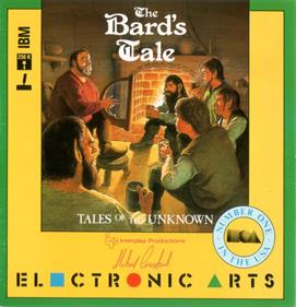 The Bard's Tale - Box - Front