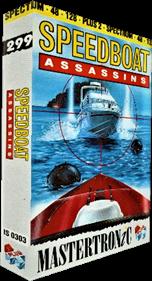 Speedboat Assassins - Box - 3D