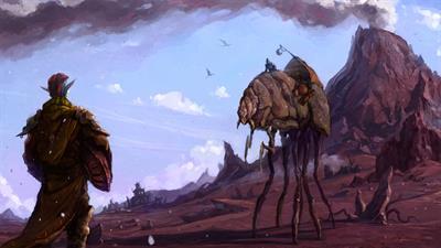 The Elder Scrolls III: Morrowind - Fanart - Background
