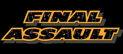 Final Assault - Clear Logo