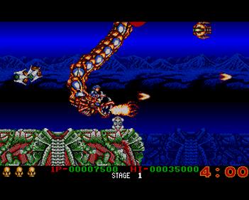 Dragon Breed - Screenshot - Gameplay