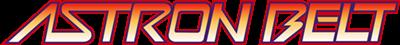 Astron Belt - Clear Logo